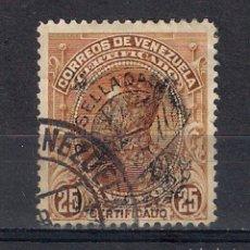Sellos: VENEZUELA 1899 USADO - 4/1. Lote 158939566