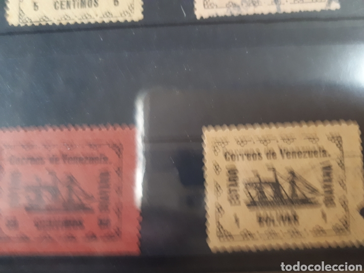 Sellos: Sellos de Venezuela muy dificiles año 1903 lot.b.788 - Foto 5 - 172117072