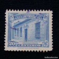 Sellos: CORREOS VENEZUELA, 20 CENTVOS,1950. SI USAR. Lote 180197770