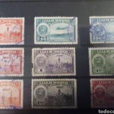 Sellos: SELLOS DE VENEZUELA USADOS AÑO 1938 LOT. P69. Lote 181079690