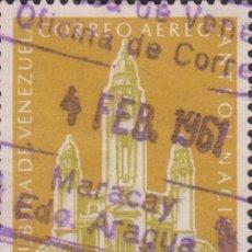 Sellos: SELLO VENEZUELA USADO FILATELIA CORREOS. Lote 182235356