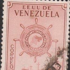 Sellos: SELLO VENEZUELA USADO FILATELIA CORREOS. Lote 182235402