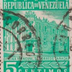 Sellos: SELLO VENEZUELA USADO FILATELIA CORREOS. Lote 182235418