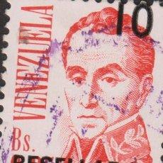 Sellos: SELLO VENEZUELA USADO FILATELIA CORREOS. Lote 182235448