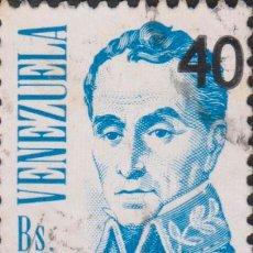 Sellos: SELLO VENEZUELA USADO FILATELIA CORREOS. Lote 182235463