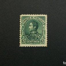 Sellos: VENEZUELA-1899-5C. Y&T 59*(MN). Lote 182334586