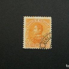 Sellos: VENEZUELA-1902-50C. Y&T 68 /º/. Lote 182334633