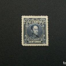 Sellos: VENEZUELA-1924-50C. Y&T 150A*(MN)-DENTADO 12 1/2. Lote 182334750