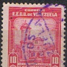 Sellos: SELLO VENEZUELA // YVERT 241 // 1942. Lote 182884131
