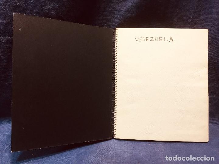 Sellos: colección serie sellos venezuela tarjetas postales aves mediados s xx - Foto 3 - 184549486