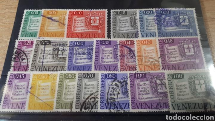 Sellos: SELLOS USADOS DE VENEZUELA AÑI 1958 C358 - Foto 2 - 198071080