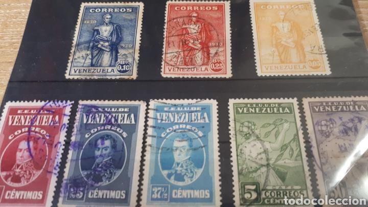 Sellos: SELLOS USADOS DE VENEZUELA C359 - Foto 2 - 198071250