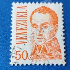 Sellos: SELLO VENEZUELA. AÑO 1976. SIMON BOLIVAR. YVERT 975. Lote 205150717