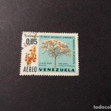 Sellos: SELLO VENEZUELA USADO EL DE LA FOTO. VER TODOS MIS SELLOS NUEVOS Y USADOS. Lote 206316148