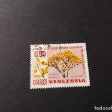 Sellos: SELLO VENEZUELA USADO EL DE LA FOTO. VER TODOS MIS SELLOS NUEVOS Y USADOS. Lote 206316267