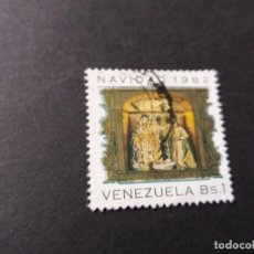 Sellos: SELLO VENEZUELA USADO EL DE LA FOTO. VER TODOS MIS SELLOS NUEVOS Y USADOS. Lote 206316700