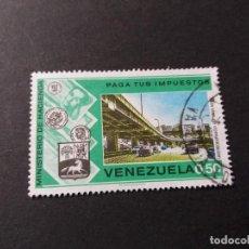 Sellos: SELLO VENEZUELA USADO EL DE LA FOTO. VER TODOS MIS SELLOS NUEVOS Y USADOS. Lote 206317590