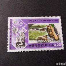 Sellos: SELLO VENEZUELA USADO EL DE LA FOTO. VER TODOS MIS SELLOS NUEVOS Y USADOS. Lote 206318197