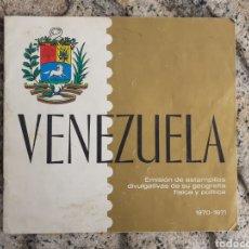 Sellos: SELLOS VENEZUELA. Lote 207144318