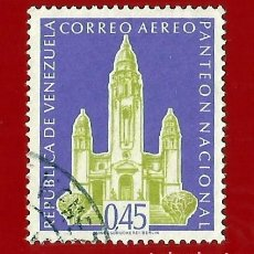 Sellos: VENEZUELA. 1960. PANTEON NACIONAL. Lote 211683989