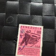 Sellos: SELLO DE VENEZUELA USADO EL DE LA FOTO VER TODOS MIS SELLOS NUEVOS Y USADOS. Lote 218091623