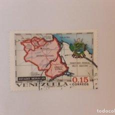 Sellos: VENEZUELA SELLO USADO. Lote 222537060