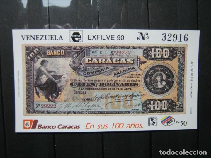 VENEZUELA HOJA ESFILVE 90 MNH** LUJO!!! (Sellos - Extranjero - América - Venezuela)