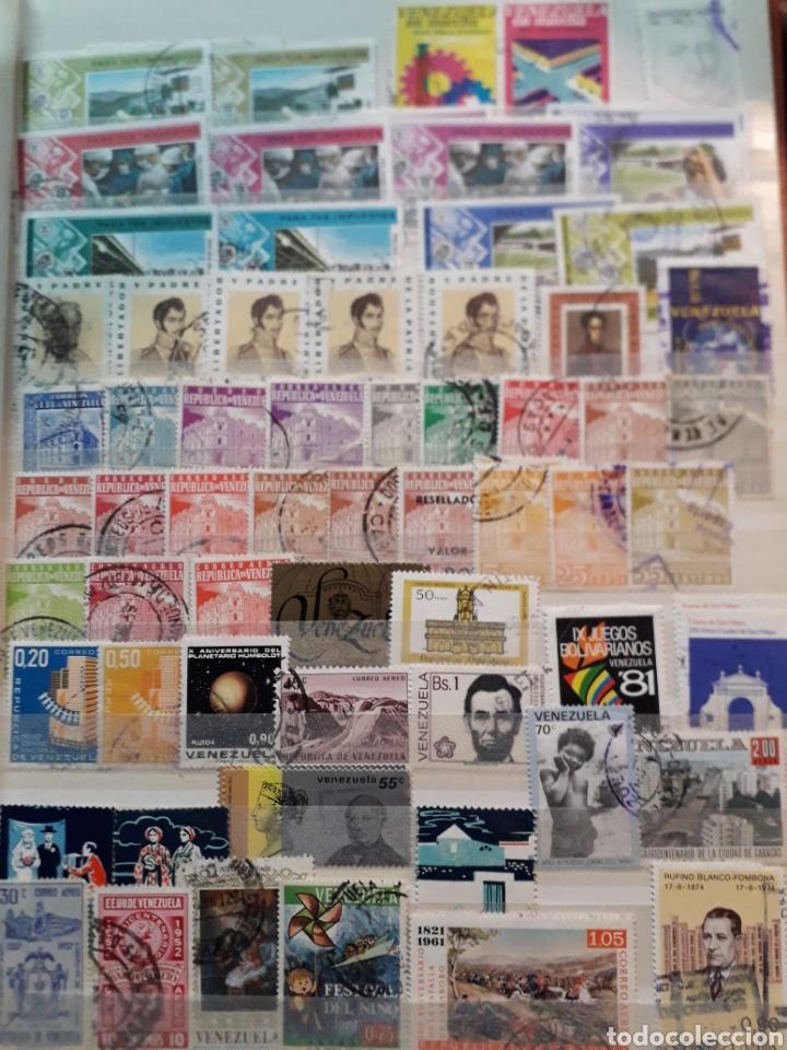 Sellos: ALBUM SELLOS. FILATELIA. VENEZUELA. HUNGRIA. VER FOTOGRAFIAS - Foto 5 - 254104780