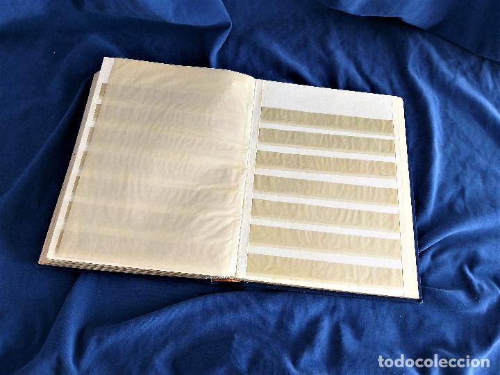 Sellos: lote restos coleccion sellos America 16 hojas,32 paginas de las cuales 24 completas de sellos - Foto 11 - 254739630
