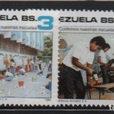 Sellos: VENEZUELA: 1986; FEDE. Lote 255986195