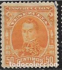 VENEZUELA FISCALES YVERT 103 (Sellos - Extranjero - América - Venezuela)