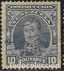 VENEZUELA FISCALES YVERT 106 (Sellos - Extranjero - América - Venezuela)