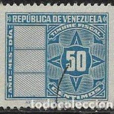 Sellos: VENEZUELA FISCALES YVERT 153. Lote 263060640