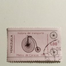 Sellos: SELLOS VENEZUELA. Lote 267844424