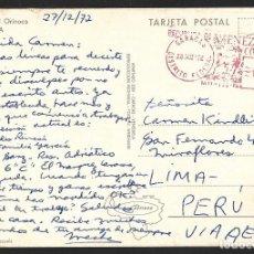Sellos: POSTAL VENEZUELA , FRANQUEO MECANICO. Lote 271530248
