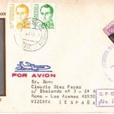 Sellos: CORREO AEREO: VENEZUELA 1955. Lote 277422668