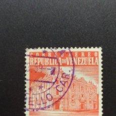 Sellos: ## VENEZUELA USADO 1953 OFICINA PRINCIPAL DE CORREOS 65C##. Lote 288335623