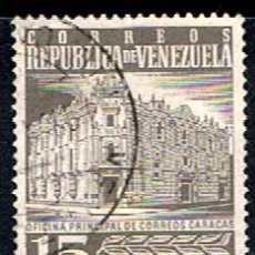 Sellos: VENEZUELA // YVERT 559 // 1958-60 ... USADO. Lote 288556043