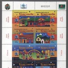 Sellos: VENEZUELA: 2004; FUNDACOMÚ N. Lote 289515013