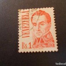 Sellos: SELLO VENEZUELA. SIMÓN BOLÍVAR DE JOSÉ MARÍA ESPINOZA BS1 1978. Lote 291168758