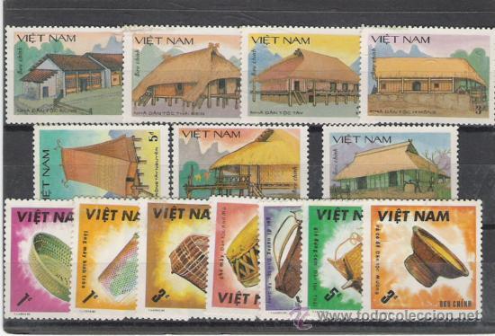 Sellos: VIETNAM PEQUEÑA COLECCION TODA EN NUEVO DENTADA Y SIN DENTAR - Foto 3 - 15285411