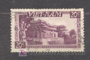 VIET-NAM, USADO (Sellos - Extranjero - Asia - Vietnam)