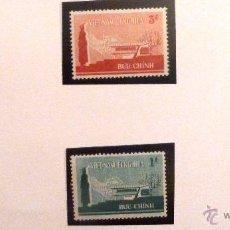 Sellos: SELLOS VIETNAM 1965. UNIVERSIDAD. 4 VALORES NUEVOS.. Lote 46665967