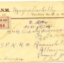 Sellos: HISTORIA POSTAL DE INDOCHINA: SAIGON (VIETNAM) A INDIA VIA SINGAPUR, REGISTRADA, 1934. Lote 55708701