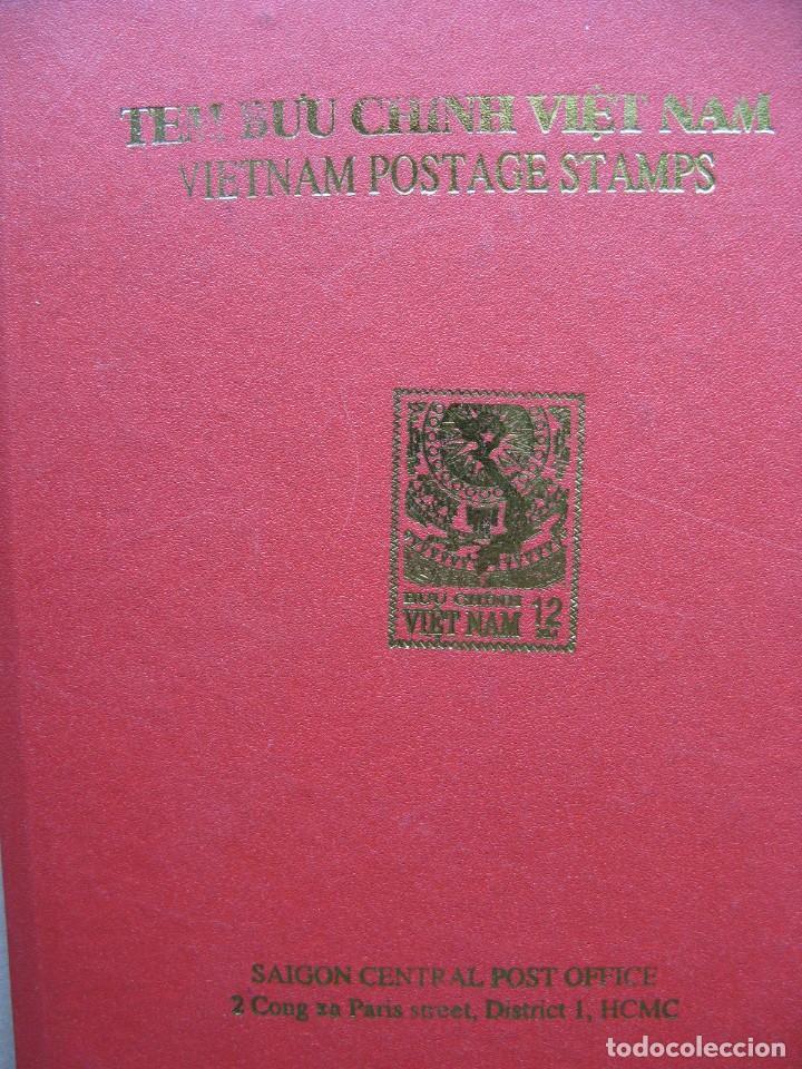VIETNAM POSTAGE STAMPS(TEM BUU CHINH VIÊT NAM) COLECCIONES TEMÁTICAS VER FOTOGRAFÍAS. (Sellos - Extranjero - Asia - Vietnam)