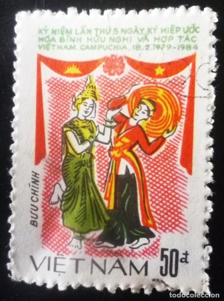 SELLO DE VIETNAM (Sellos - Extranjero - Asia - Vietnam)