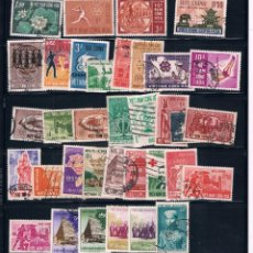Sellos: VIETNAN. CONJUNTO DE 35 SELLOS USADOS Y DIFERENTES. Lote 86530864