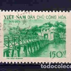 Sellos - puentes de vietnam n. , sello año 1958 Catálogo Yvert 2,00 € - 93076425