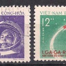 Sellos: VIETNAM DEL NORTE 1961 - USADO. Lote 99296959