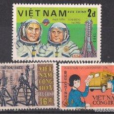Sellos: VIETNAM - USADO. Lote 99297655
